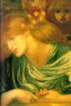 Dante Gabriel Rossetti (1828-1882)  Unknown  Watercolour  Private collection